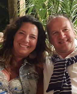 Cristina e Luciano