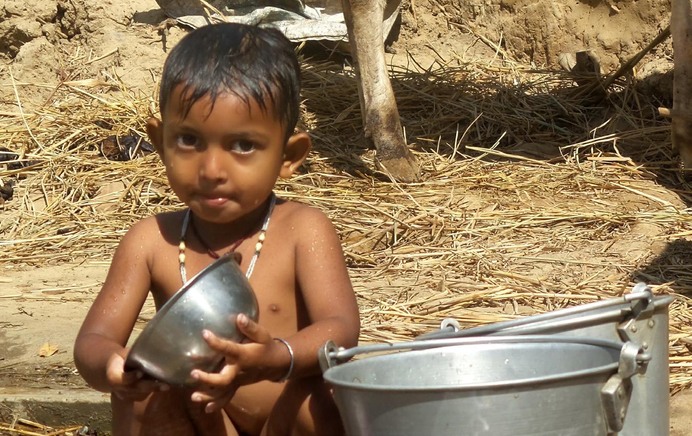 Bolpur – Istruzione e sviluppo per i bambini