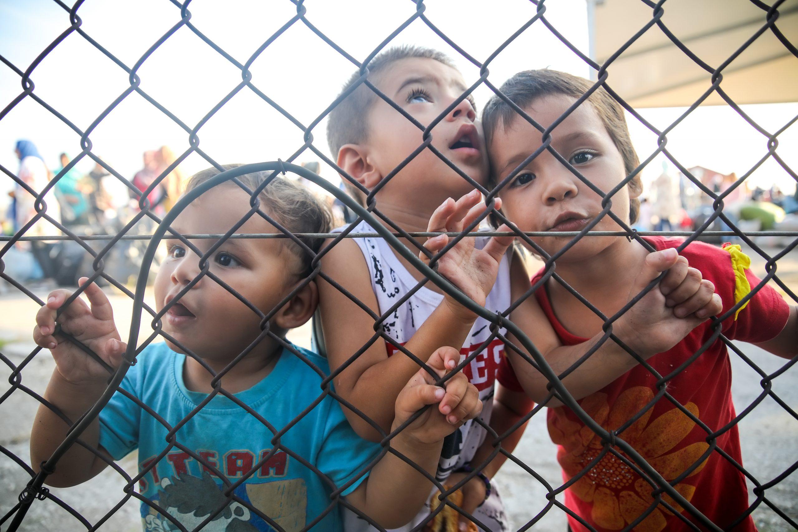 Grecia – Campo profughi di Moria a Lesbo