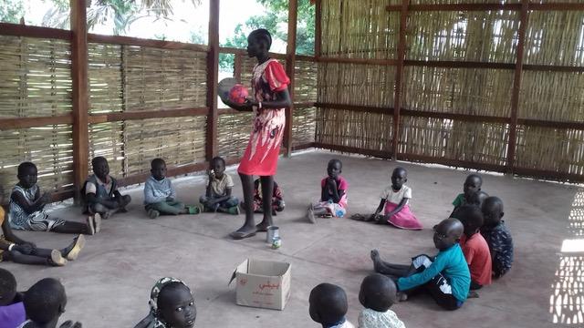 Sud Sudan- Aiutiamo l'asilo di Cueibet