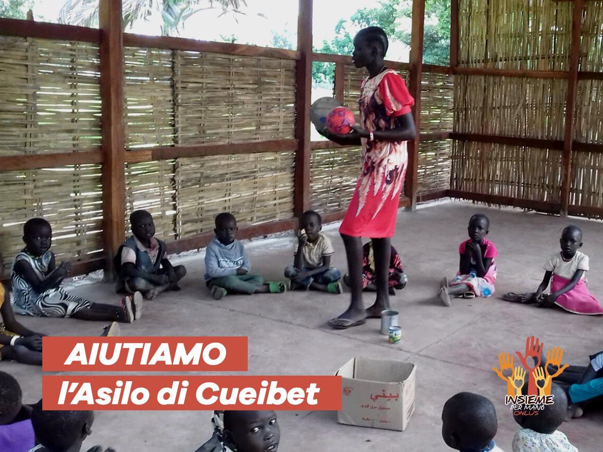Aiutiamo l'asilo di Cueibet