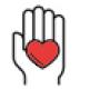 mano-cuore